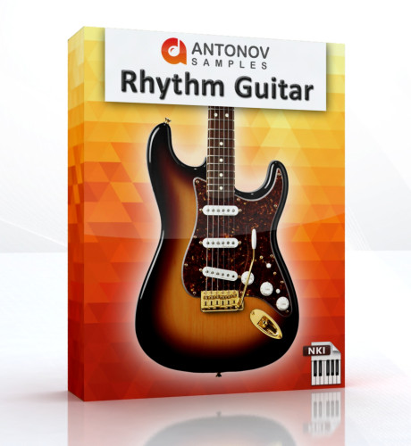 Antonov Samples Rhythm Guitar
