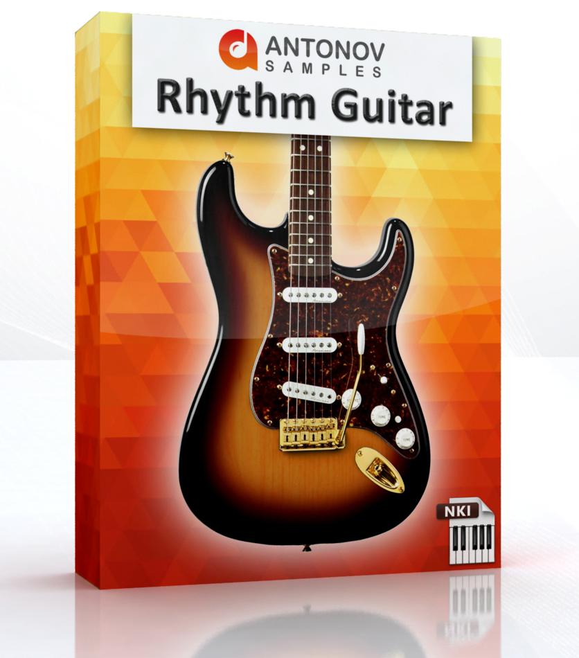 Antonov Samples - Rhythm Guitar